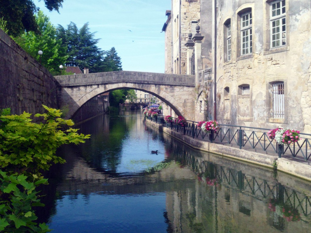 Canals and bridges